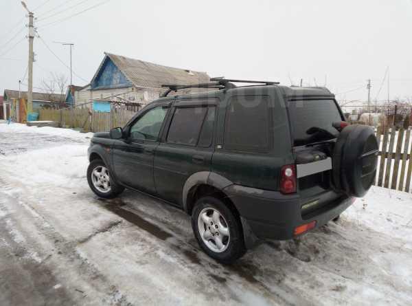 Land Rover Freelander, 2001 год, 285 000 руб.