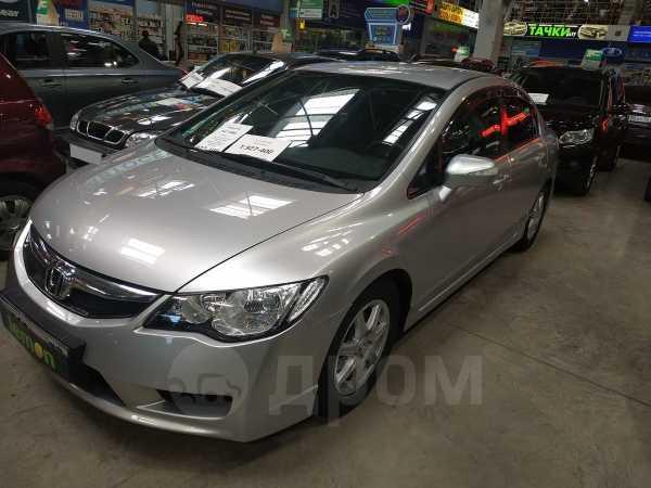 Honda Civic, 2010 год, 547 000 руб.