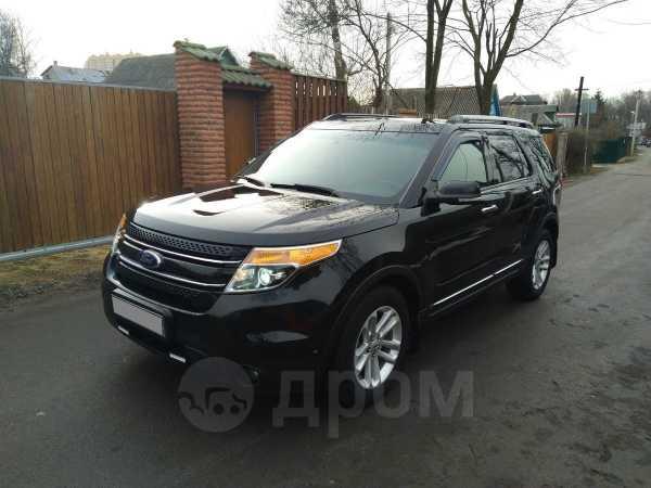 Ford Explorer, 2014 год, 1 225 000 руб.