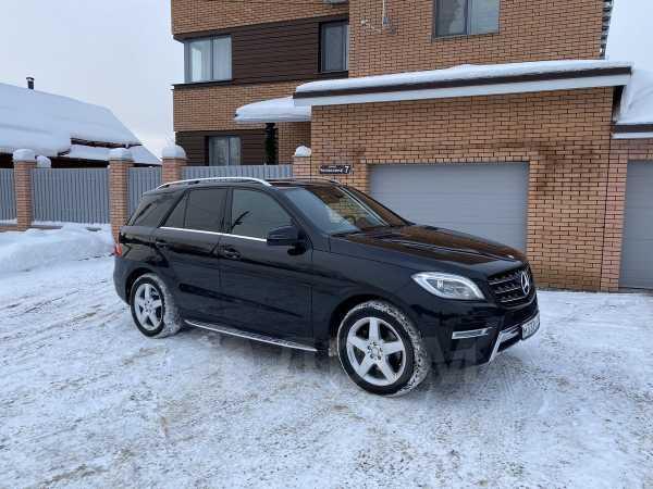 Mercedes-Benz M-Class, 2013 год, 1 590 000 руб.