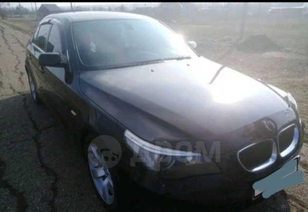 BMW 5-Series, 2003 год, 550 000 руб.