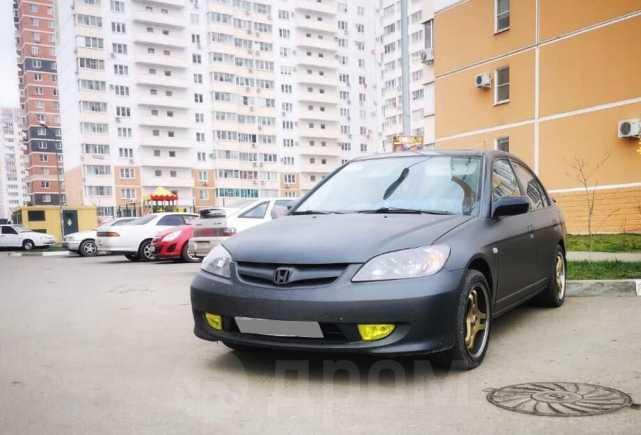Honda Civic, 2005 год, 365 000 руб.