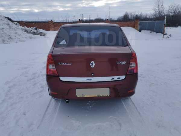 Renault Logan, 2011 год, 340 000 руб.