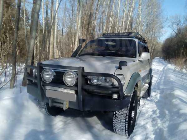 Toyota Land Cruiser, 1995 год, 900 000 руб.