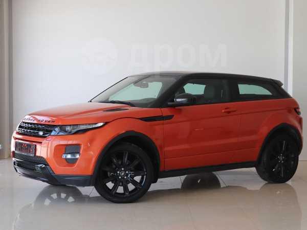 Land Rover Range Rover Evoque, 2014 год, 1 680 000 руб.