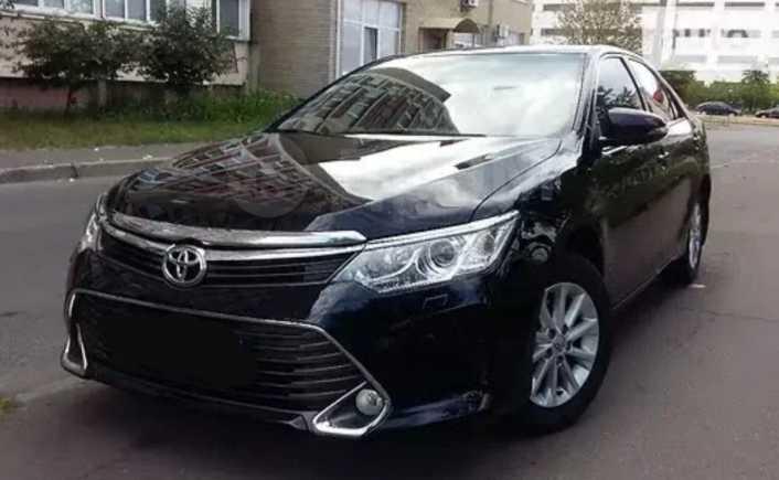 Toyota Camry, 2016 год, 1 198 000 руб.