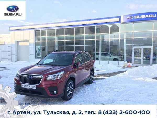 Subaru Forester, 2019 год, 2 613 900 руб.