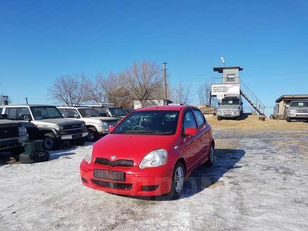 Toyota Vitz, 2002 год, 298 000 руб.