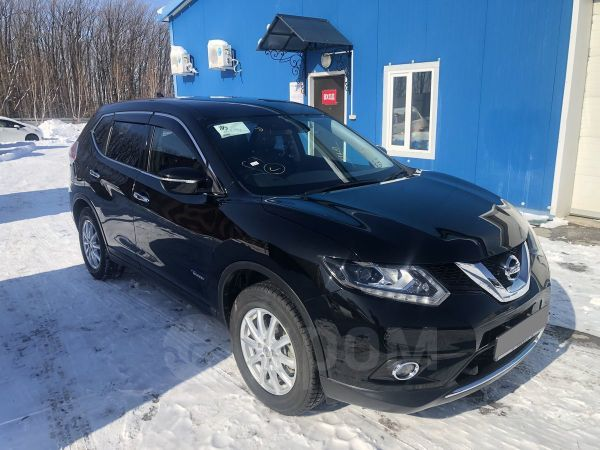 Nissan X-Trail, 2017 год, 1 280 000 руб.