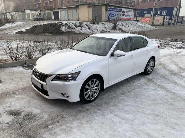 Lexus GS350, 2013 год, 1 525 000 руб.