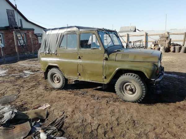 УАЗ 469, 1978 год, 85 000 руб.