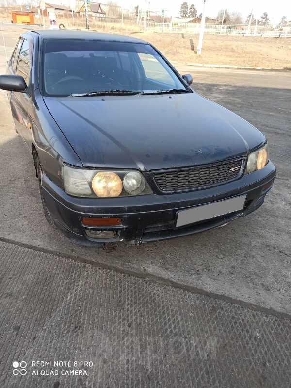 Nissan Bluebird, 1996 год, 115 000 руб.