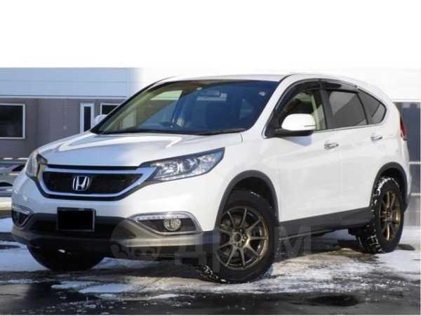 Honda CR-V, 2016 год, 1 610 000 руб.