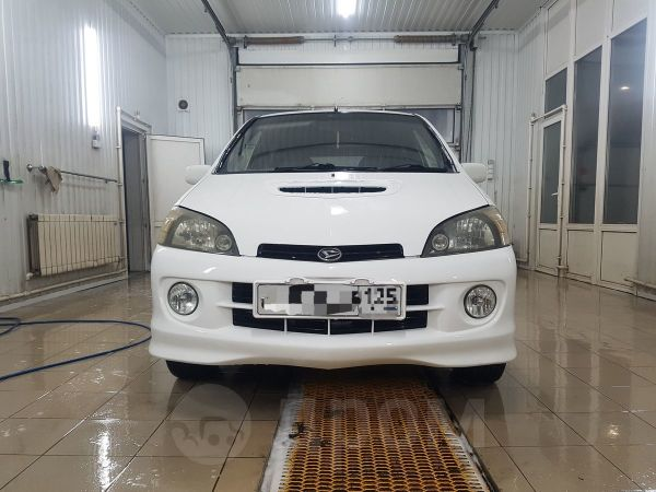 Daihatsu YRV, 2001 год, 210 000 руб.