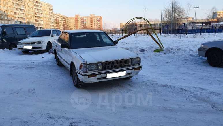Toyota Crown, 1989 год, 115 000 руб.