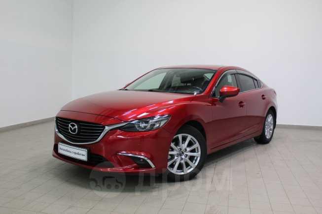 Mazda Mazda6, 2015 год, 1 290 000 руб.