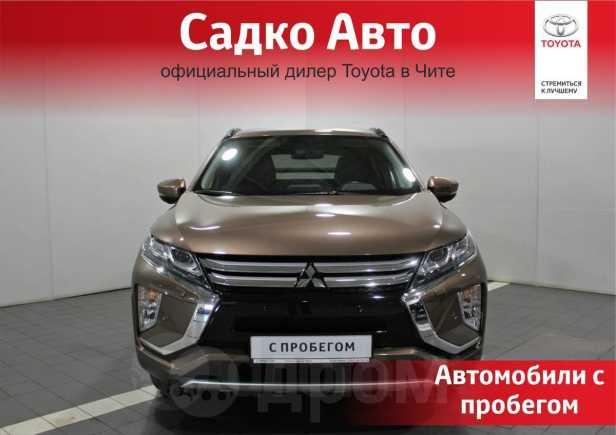 Mitsubishi Eclipse Cross, 2018 год, 1 670 000 руб.