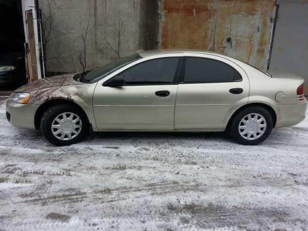 Dodge Stratus, 2003 год, 159 000 руб.