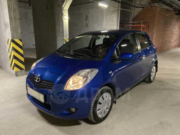 Toyota Yaris, 2008 год, 359 000 руб.