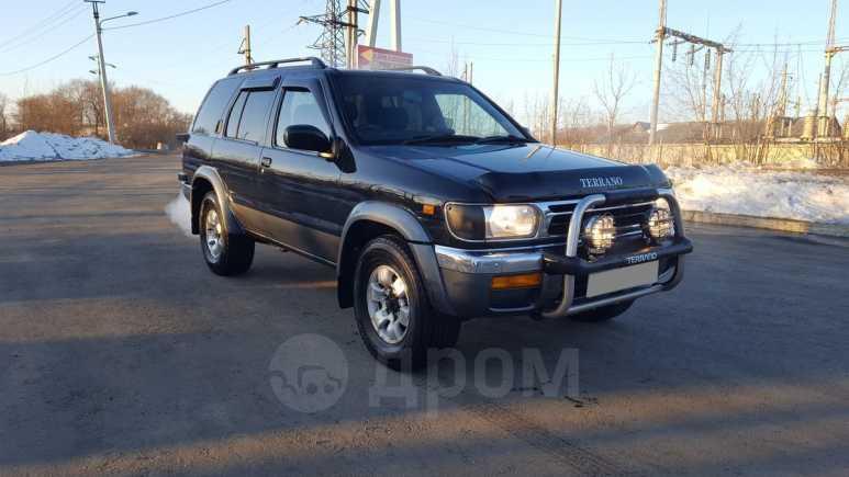 Nissan Terrano, 1996 год, 455 000 руб.