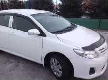 Черногорск Corolla 2011