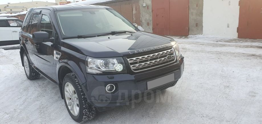 Land Rover Freelander, 2014 год, 1 220 000 руб.