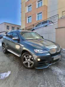 Владивосток BMW X6 2011