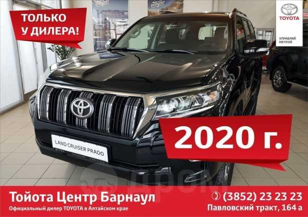 Toyota Land Cruiser Prado, 2020 год, 3 639 000 руб.