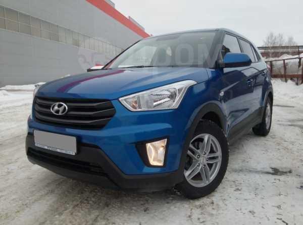 Hyundai Creta, 2016 год, 820 000 руб.