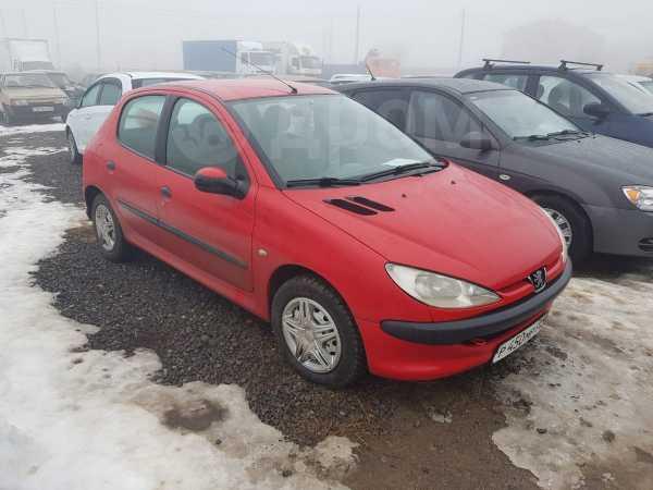 Peugeot 206, 2007 год, 195 000 руб.