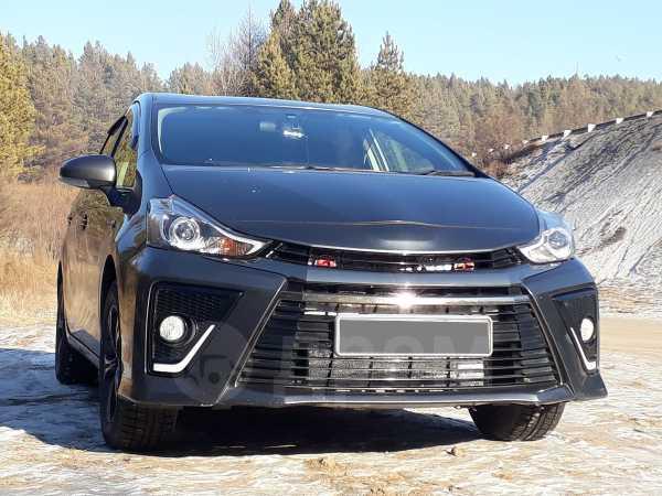Toyota Prius a, 2012 год, 827 000 руб.