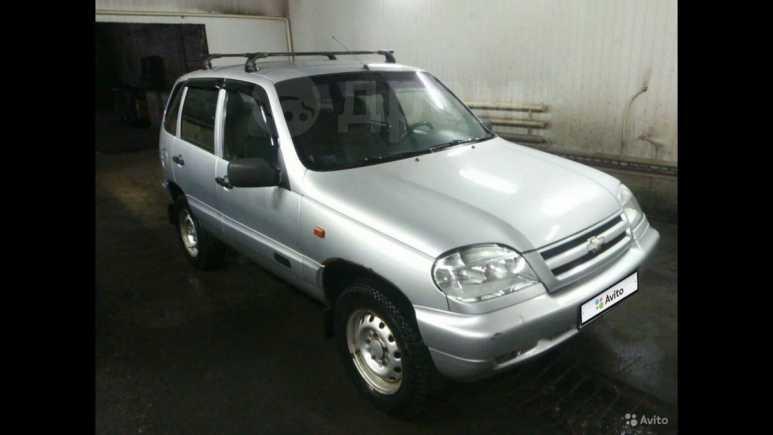 Chevrolet Niva, 2004 год, 170 000 руб.