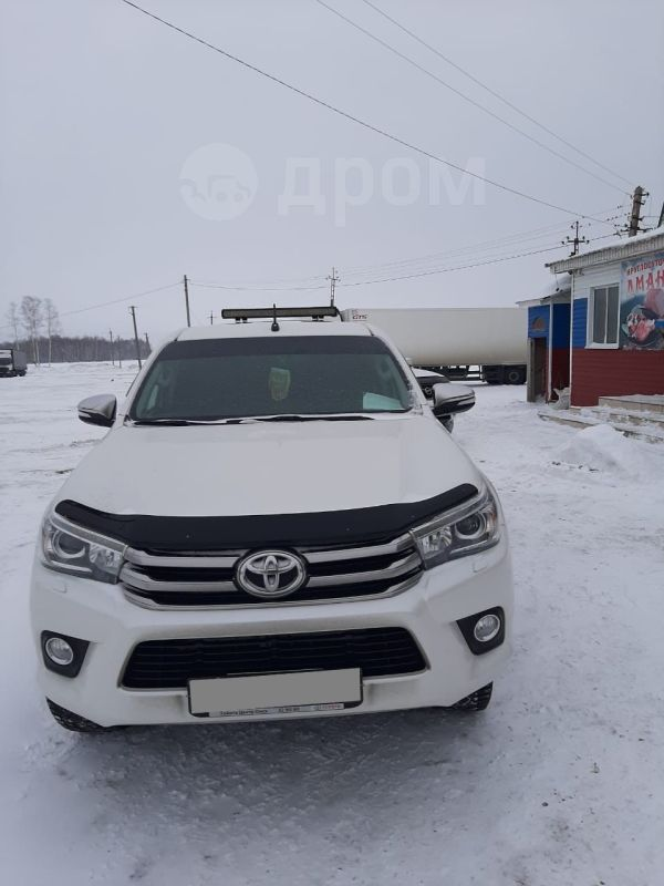 Toyota Hilux Pick Up, 2016 год, 2 350 000 руб.