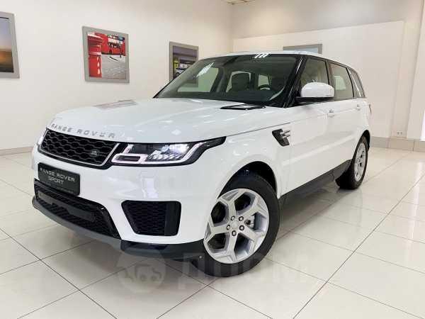 Land Rover Range Rover Sport, 2020 год, 6 283 000 руб.