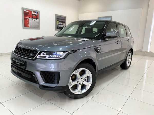 Land Rover Range Rover Sport, 2020 год, 6 060 000 руб.