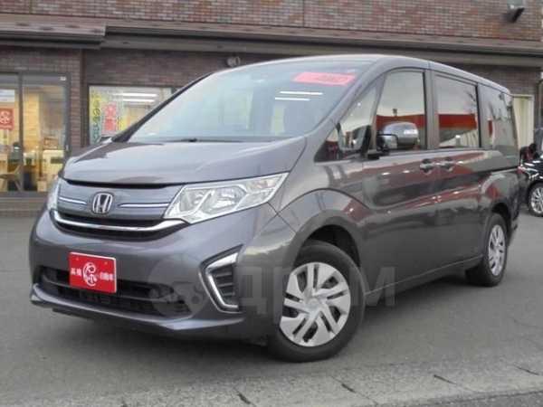 Honda Stepwgn, 2017 год, 1 070 000 руб.
