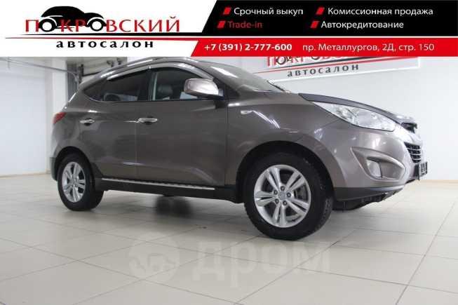 Hyundai Tucson, 2011 год, 725 000 руб.