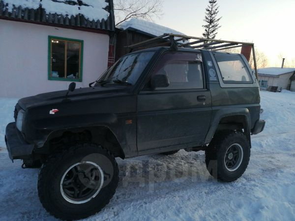 Daihatsu Rocky, 1995 год, 130 000 руб.