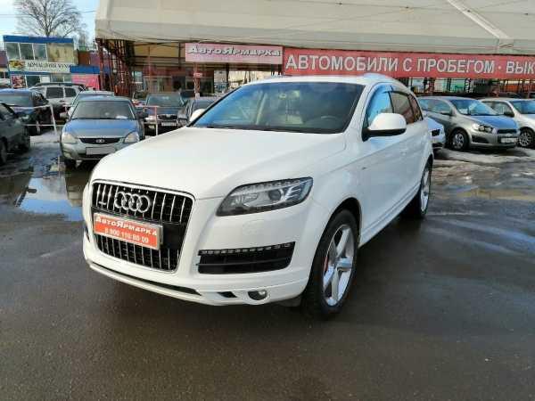 Audi Q7, 2010 год, 999 000 руб.