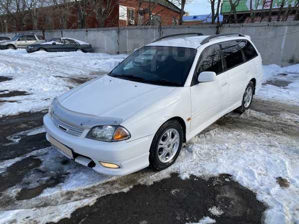 Toyota Caldina, 2001 год, 364 000 руб.