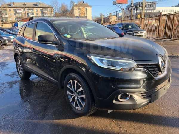 Renault Kadjar, 2016 год, 1 200 000 руб.