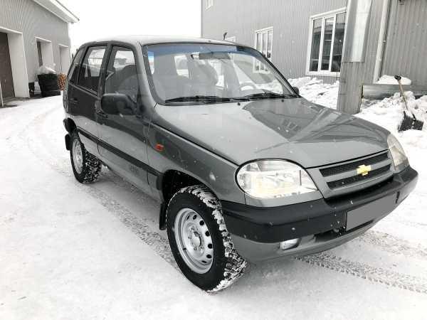 Chevrolet Niva, 2004 год, 253 000 руб.