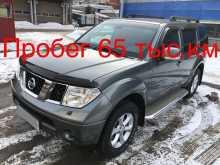 Иркутск Pathfinder 2008