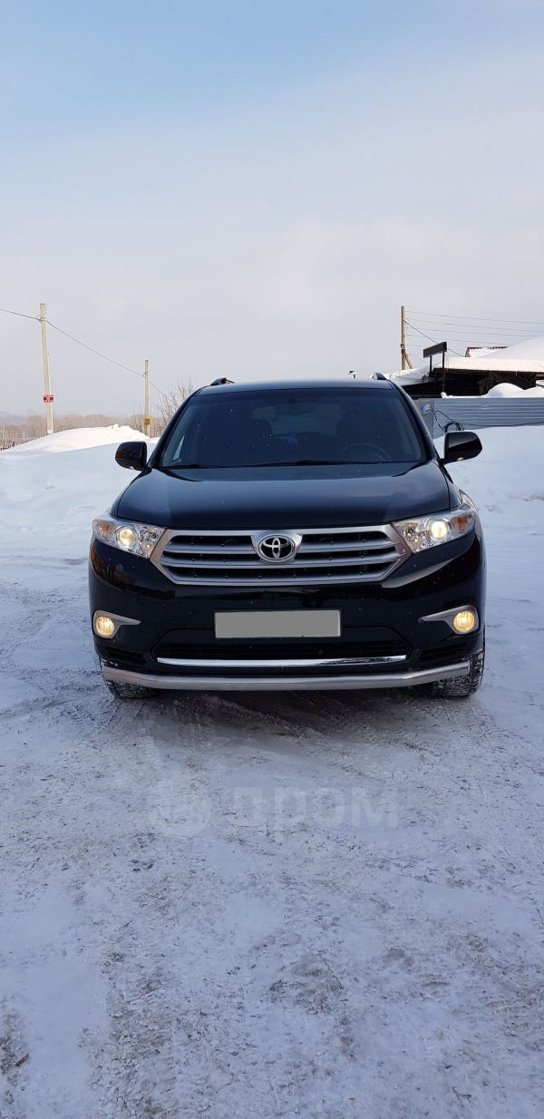 Toyota Highlander, 2011 год, 1 480 000 руб.