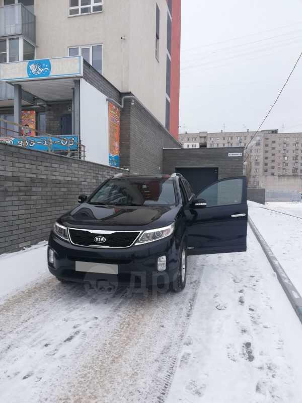 Kia Sorento, 2013 год, 1 119 000 руб.