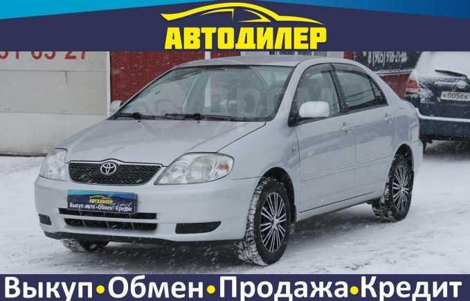 Toyota Corolla, 2004 год, 425 000 руб.