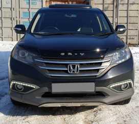 Владивосток Honda CR-V 2012