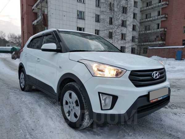 Hyundai Creta, 2018 год, 958 000 руб.