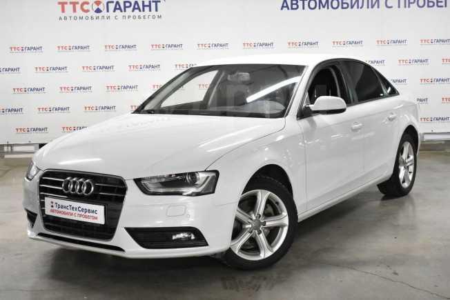 Audi A4, 2014 год, 860 860 руб.