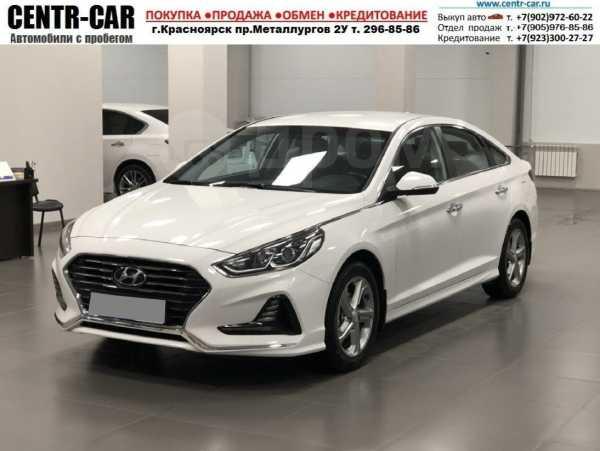 Hyundai Sonata, 2018 год, 1 170 000 руб.